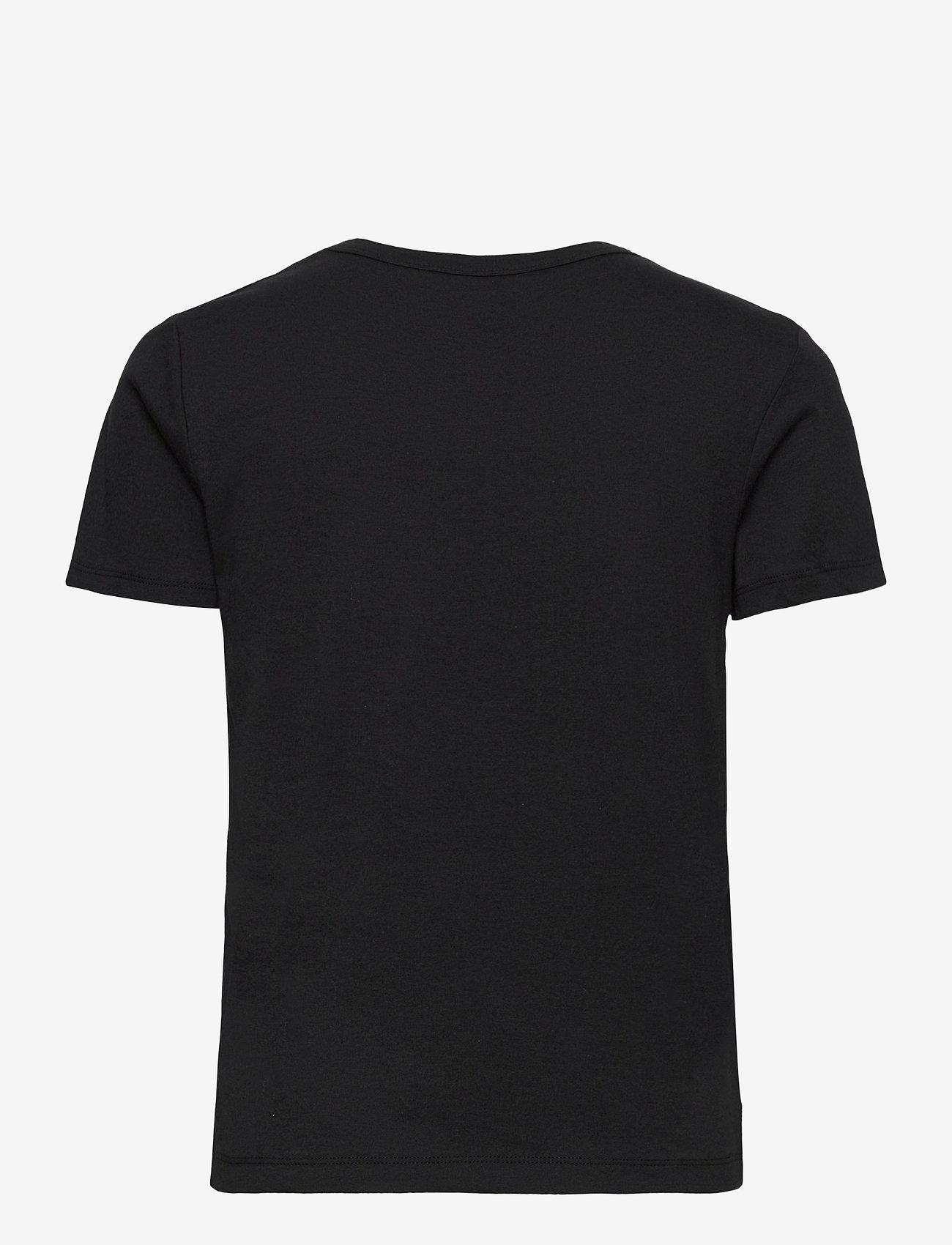 Part Two - RatanPW TS - t-shirts - black - 1