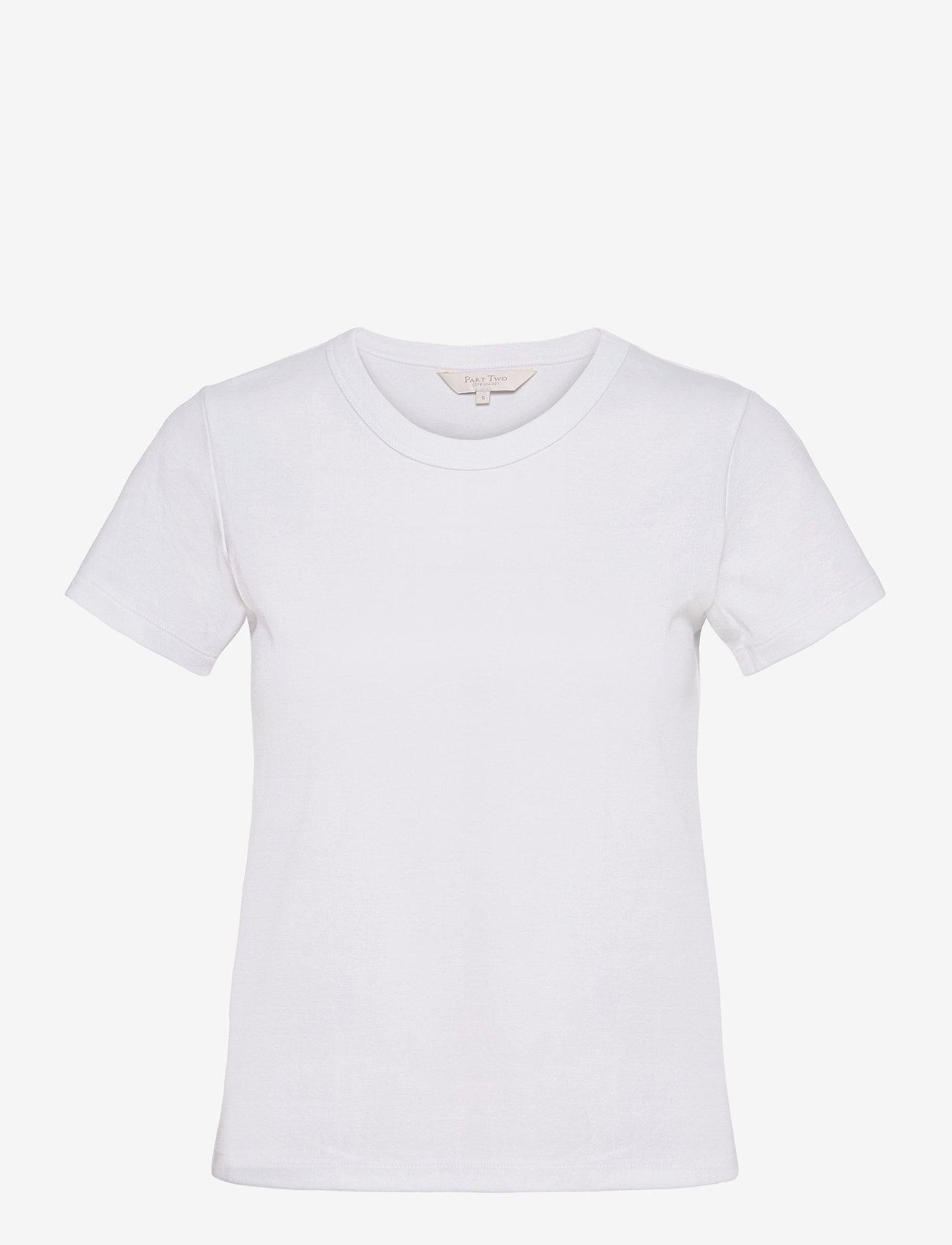 Part Two - RatanPW TS - t-shirts - bright white - 1
