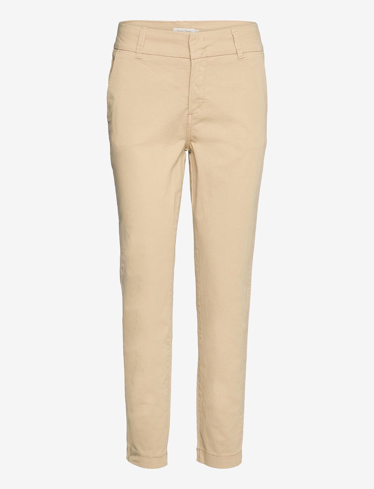 Part Two - SoffysPW PA - pantalons casual - safari - 1