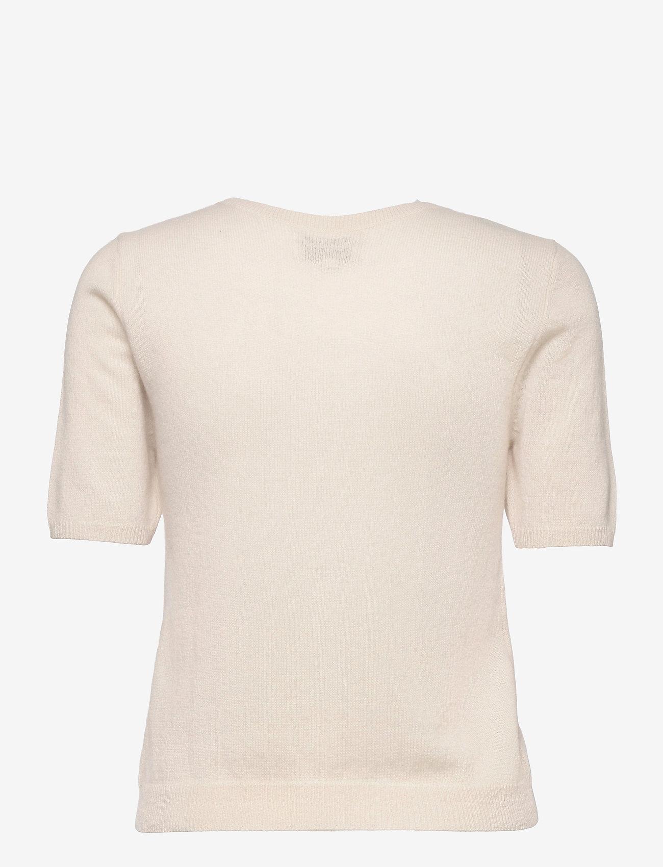 Part Two - EverlottePW PU - strikkede toppe - whitecap gray - 1