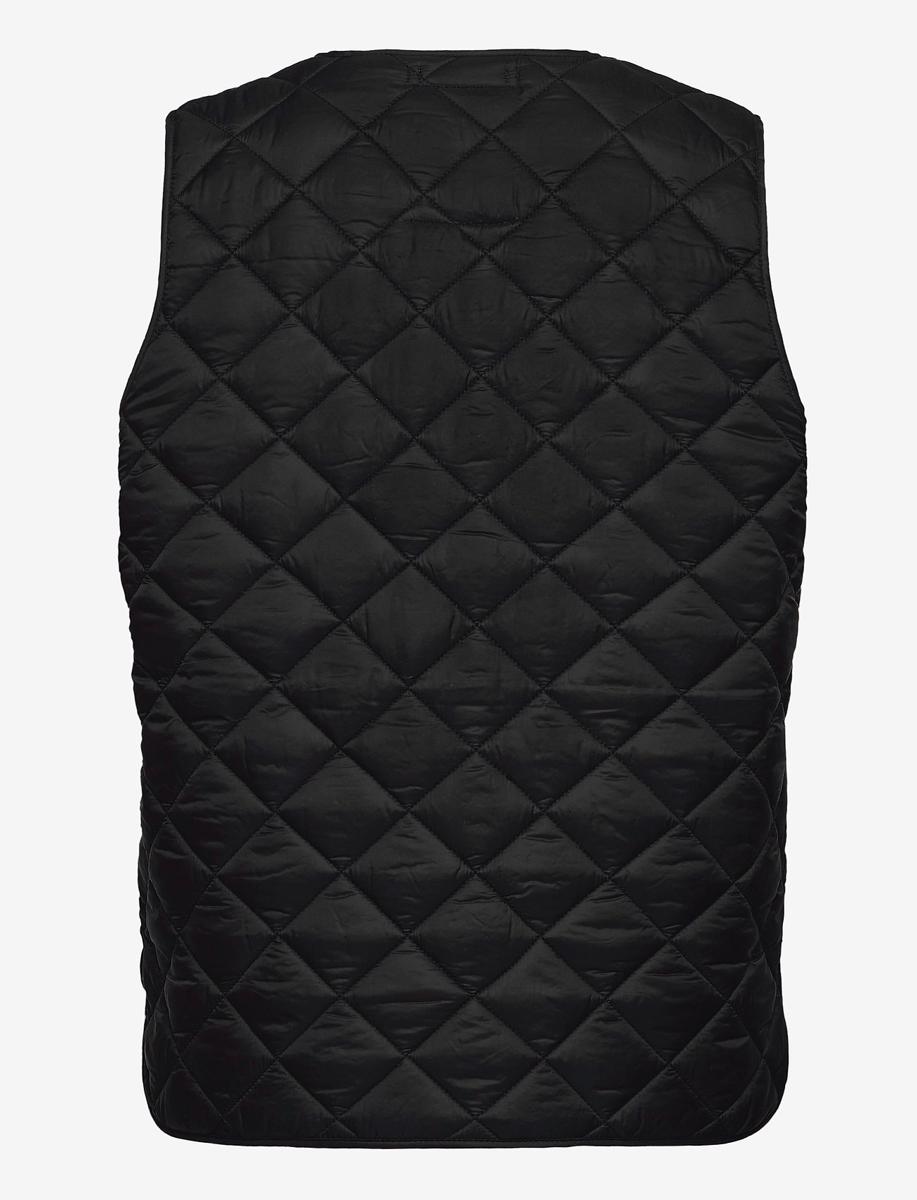 Part Two - HellenPW OTW - puffer vests - black - 1