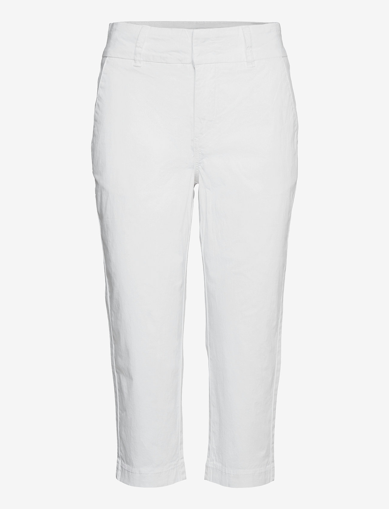 Part Two - SoffiePW PA - pantalons capri - bright white - 1