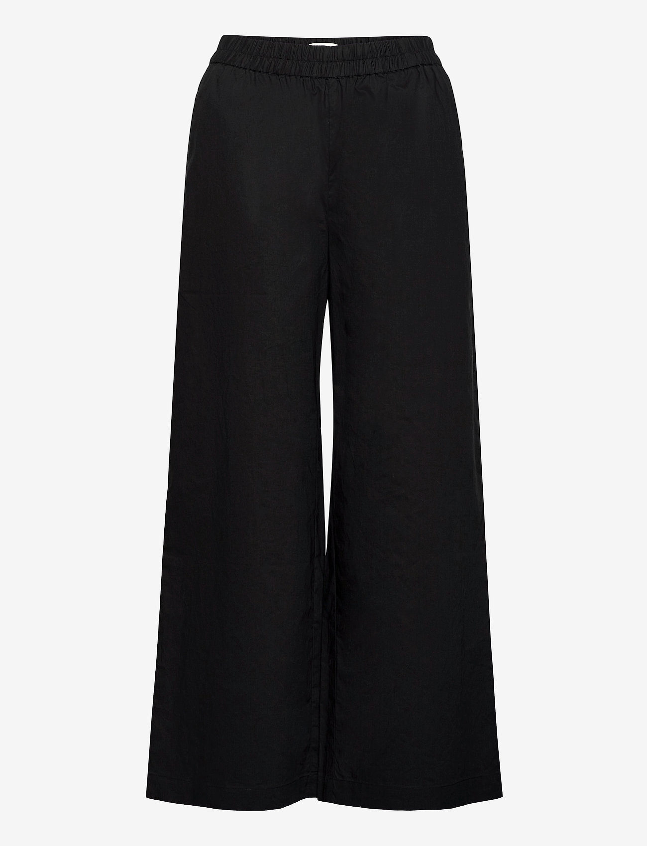 Part Two - IrjaPW PA - bukser med brede ben - black - 1