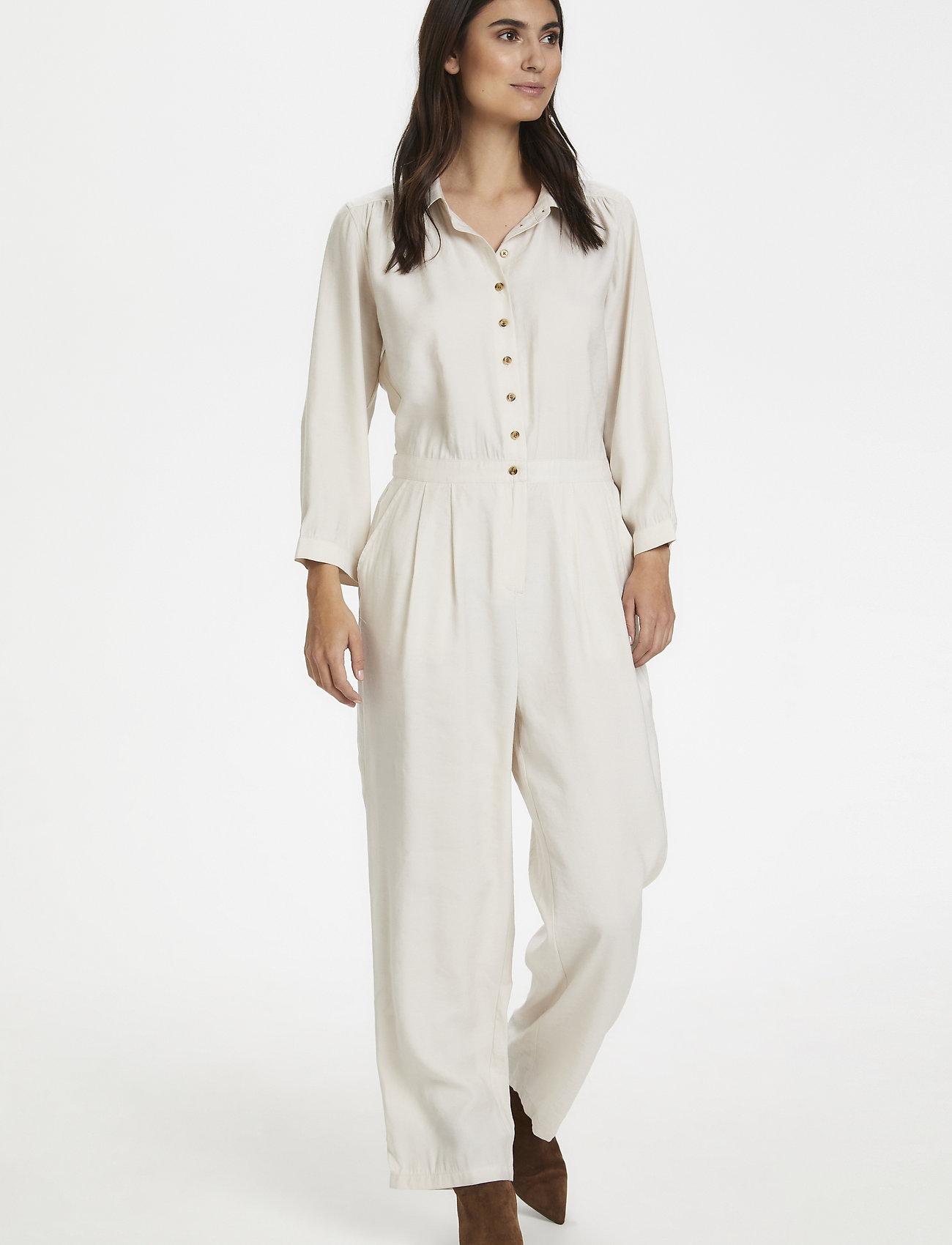 Part Two - Bibbs JU - jumpsuits - moonbeam - 0