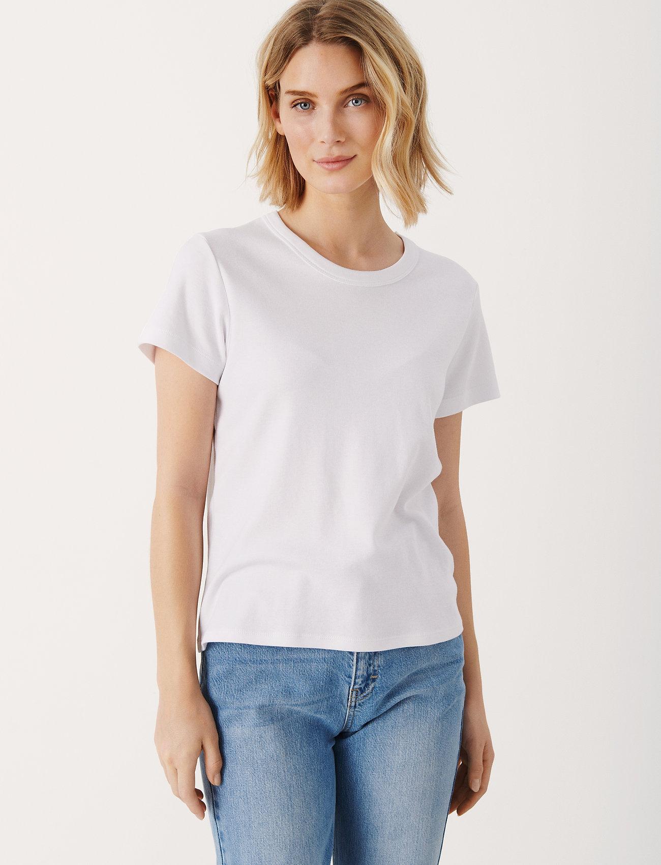 Part Two - RatanPW TS - t-shirts - bright white - 0