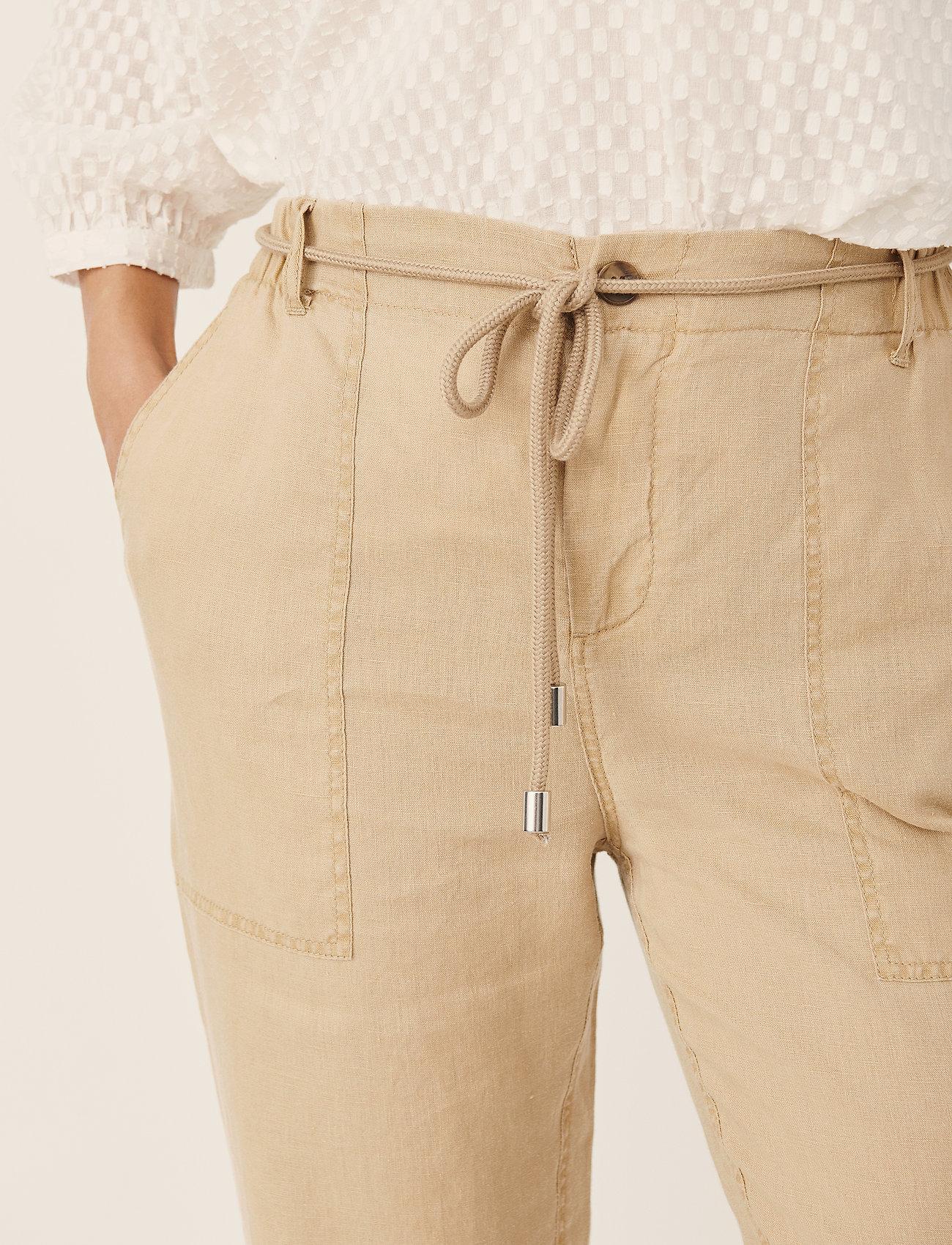 Part Two - HarenaPW PA - pantalons casual - incense - 0