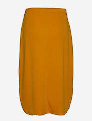 Part Two - MerlePW SK - midi skirts - golden yellow - 1