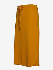 Part Two - MerlePW SK - midi skirts - golden yellow - 2