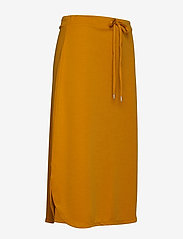 Part Two - MerlePW SK - midi skirts - golden yellow - 3
