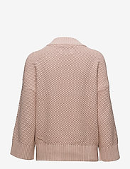 Part Two - Moisy PU - jumpers - sepia rose - 1