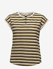 Part Two - Kedita TS - t-shirts - artwork medium yellow - 0