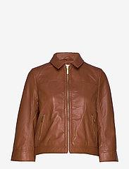 Part Two - Adelaide JA - nahkatakit - leather brown - 1