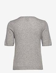 Part Two - EverlottePW PU - strikkede toppe - grey melange - 1