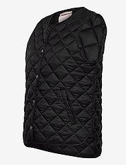 Part Two - HellenPW OTW - puffer vests - black - 2