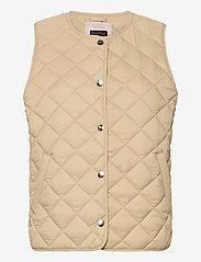 Part Two - HellenPW OTW - puffer vests - irish cream - 0