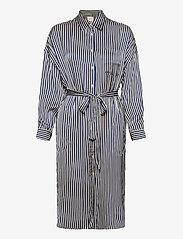 Part Two - GroPW DR - alledaagse jurken - stripe, deep ultramarine - 1