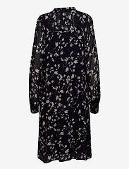 Part Two - TaniaPW DR - midi kjoler - abstract print, navy - 1