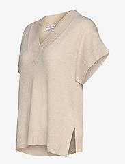 Part Two - HevinPW PU - gebreide t-shirts - whitecap gray - 2
