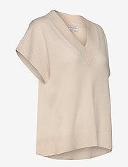 Part Two - HevinPW PU - gebreide t-shirts - whitecap gray - 3