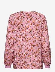 Part Two - PaxPW BL - langærmede bluser - flower print, sea pink - 2