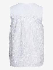 Part Two - IgrenePW SH - denimskjorter - bright white - 2