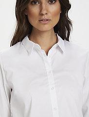 Part Two - BiminiPW SH - long-sleeved shirts - pale white - 5