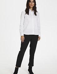 Part Two - BiminiPW SH - long-sleeved shirts - pale white - 6