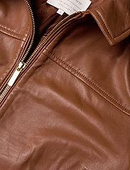 Part Two - Adelaide JA - nahkatakit - leather brown - 3
