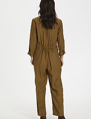 Part Two - Bibbs JU - jumpsuits - butternut - 3