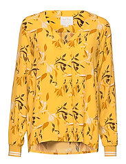 Pax BL - JAPANESE PRINT, YELLOW