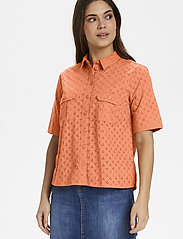 Part Two - DogaPW SH - koszule z krótkim rękawem - sunburn - 0
