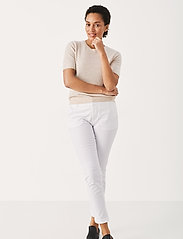 Part Two - SoffysPW PA - chinos - bright white - 3