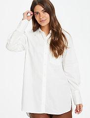 Part Two - EdibePW SH - chemises à manches longues - bright white - 0