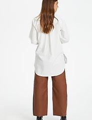 Part Two - EdibePW SH - chemises à manches longues - bright white - 6