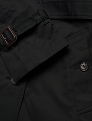 Part Two - HadiaPW OTW - trenchcoats - black - 3