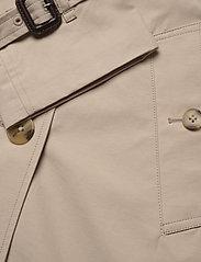 Part Two - HadiaPW OTW - trenchcoats - irish cream - 3