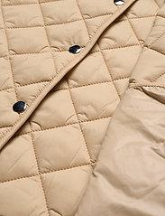 Part Two - HellenPW OTW - puffer vests - irish cream - 3