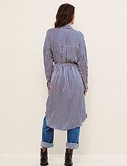 Part Two - GroPW DR - alledaagse jurken - stripe, deep ultramarine - 4