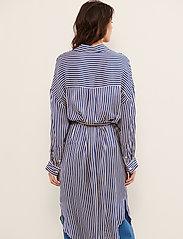 Part Two - GroPW DR - alledaagse jurken - stripe, deep ultramarine - 5