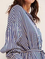 Part Two - GroPW DR - alledaagse jurken - stripe, deep ultramarine - 6