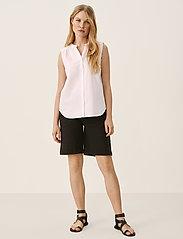 Part Two - IgrenePW SH - denimskjorter - bright white - 3