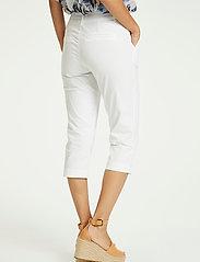 Part Two - SoffiePW PA - pantalons capri - bright white - 4