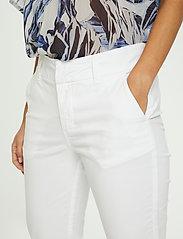Part Two - SoffiePW PA - pantalons capri - bright white - 5