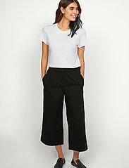 Part Two - IrjaPW PA - bukser med brede ben - black - 3