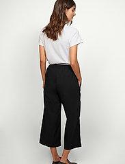 Part Two - IrjaPW PA - bukser med brede ben - black - 4