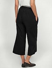 Part Two - IrjaPW PA - bukser med brede ben - black - 5
