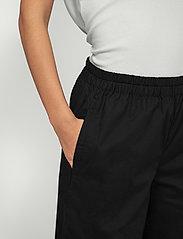 Part Two - IrjaPW PA - bukser med brede ben - black - 6