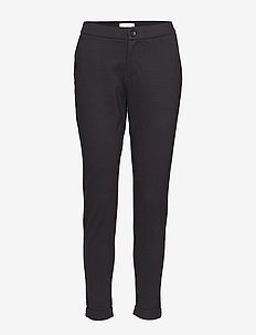 MIGHTYPW 110 - pantalons droits - black