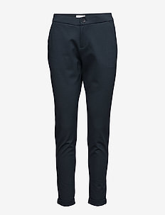 MIGHTYPW 110 - pantalons droits - light ink