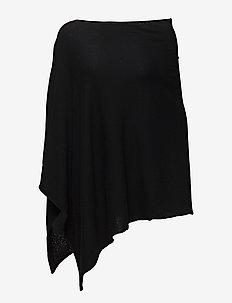 KristannaPW PO - ponchos et capes - black